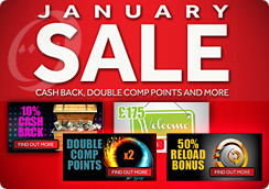 Genting Casino Presents Cash Back Offer