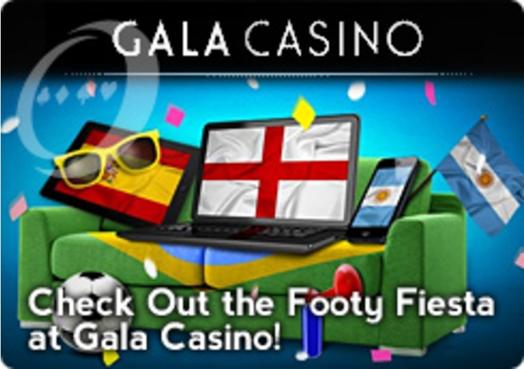 Check Out the Footy Fiesta at Gala Casino