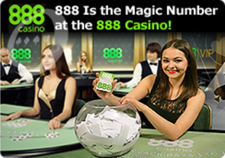 888 Is the Magic Number at the 888 Casino