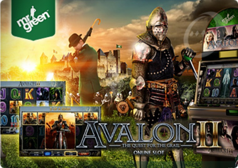Check Out the New Game Release Avalon II at Mr Green