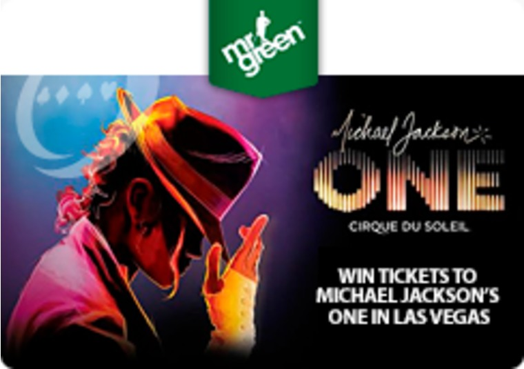 Win a Trip to Las Vegas to See the Michael Jackson ONE show
