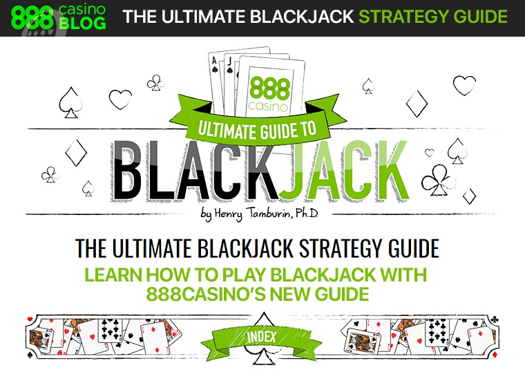 Learn how to play Blackjack with 888casino's new guide