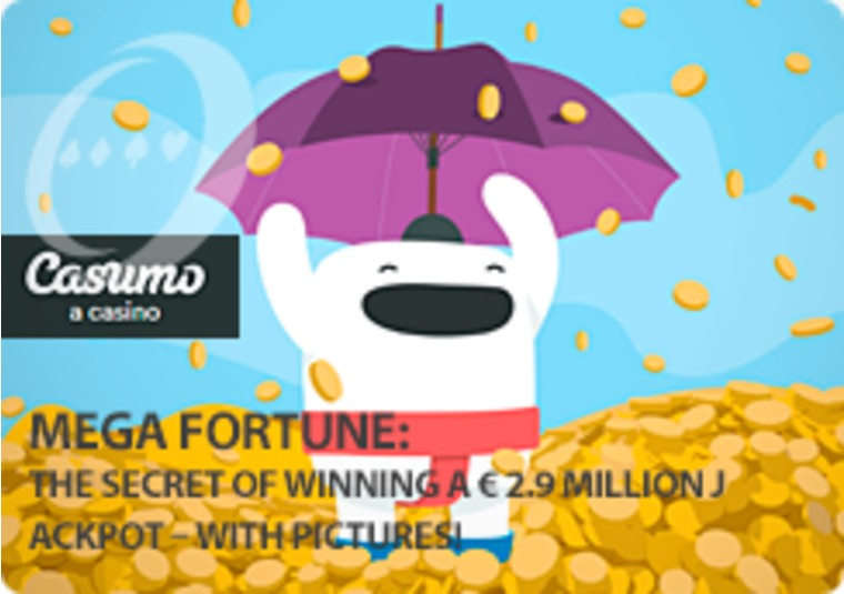 Explainer: how one player won €2.9 million on a Casumo slot