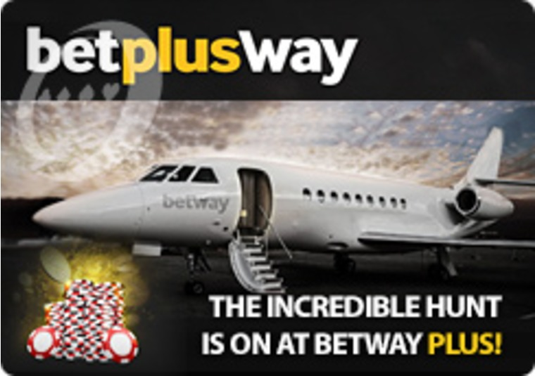 The Incredible Hunt is on at Betway Plus