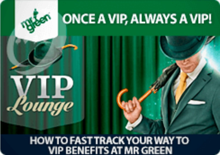 How to fast track your way to VIP benefits at Mr Green
