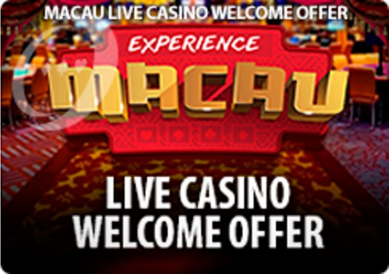Get a deposit bonus worth up to £50 to play at bgo's Macau Live Casino