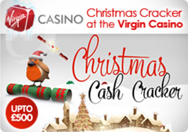 Christmas Cracker at the Virgin Casino