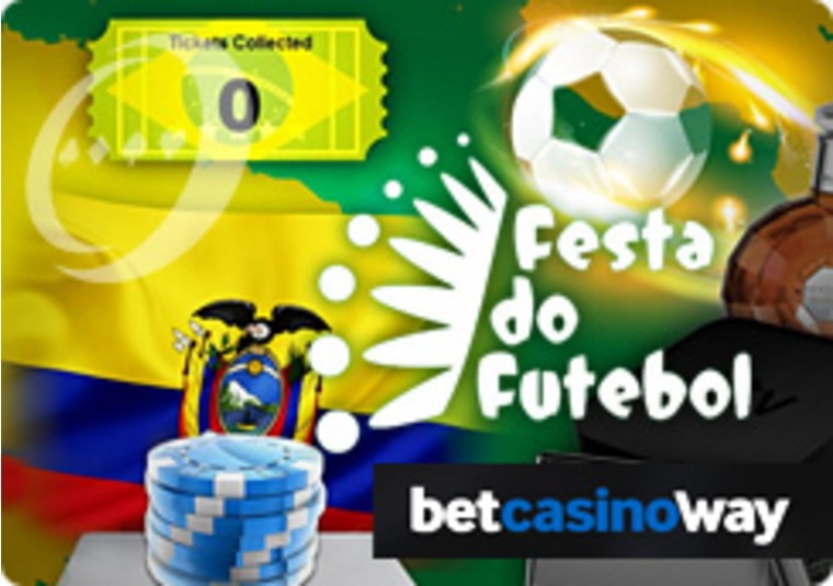 Festa do Futebol at Betway Plus