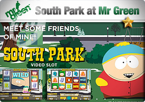 South Park at Mr Green