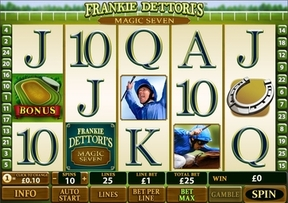 Frankie Dettori Races into William Hill Casino
