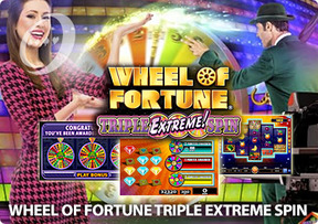 Step right up and have a spin on the Wheel Of Fortune game at Mr Green