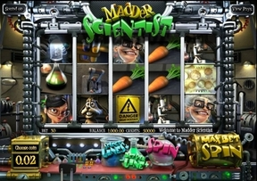 New Crazy Game at the Mr Green Casino