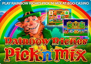 Play Rainbow Riches Pick 'N' Mix at bgo casino