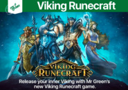 Release your inner Viking with Mr Green's new Viking Runecraft game