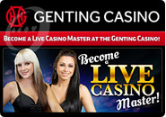 Become a Live Casino Master at the Genting Casino