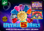 Play Wheel of Fortune Ultra 5 Reels at Mr Green today