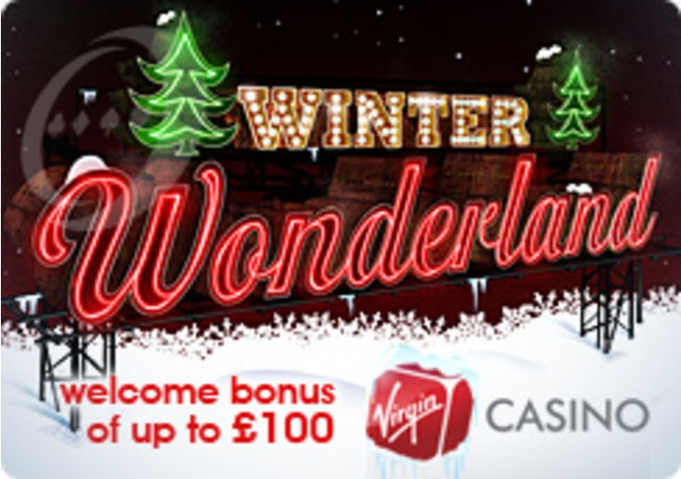 Winter Wonderland Storms into Virgin Casino