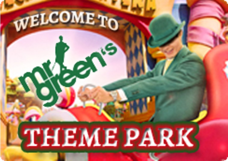 Win a theme park holiday, Go-Pro cameras, and more at Mr Green