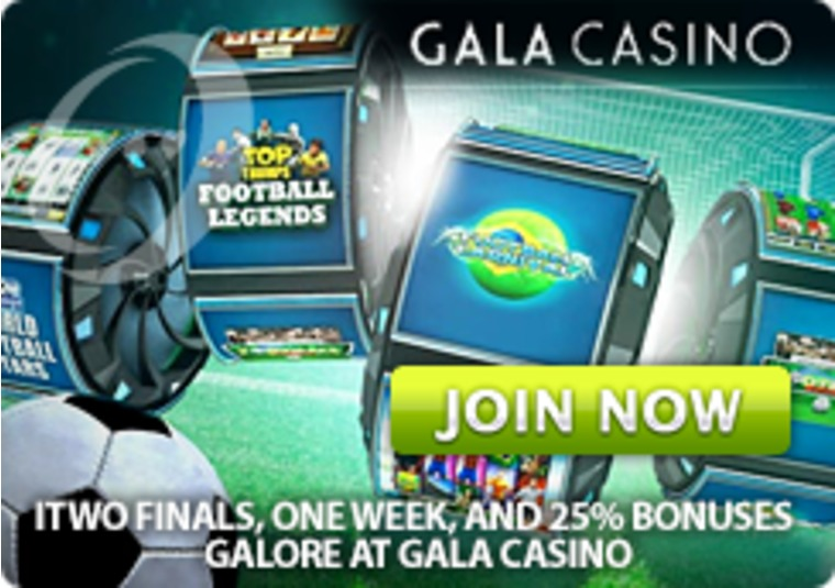 Two Finals, One Week, and 25% Bonuses Galore at Gala Casino