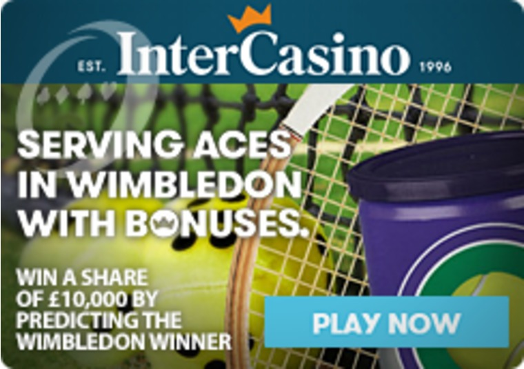 Win a Share of £10,000 by Predicting the Wimbledon Winner