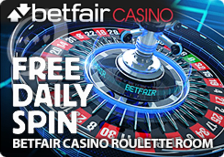 Get A Free Spin Every Day At The Betfair Casino Roulette Room