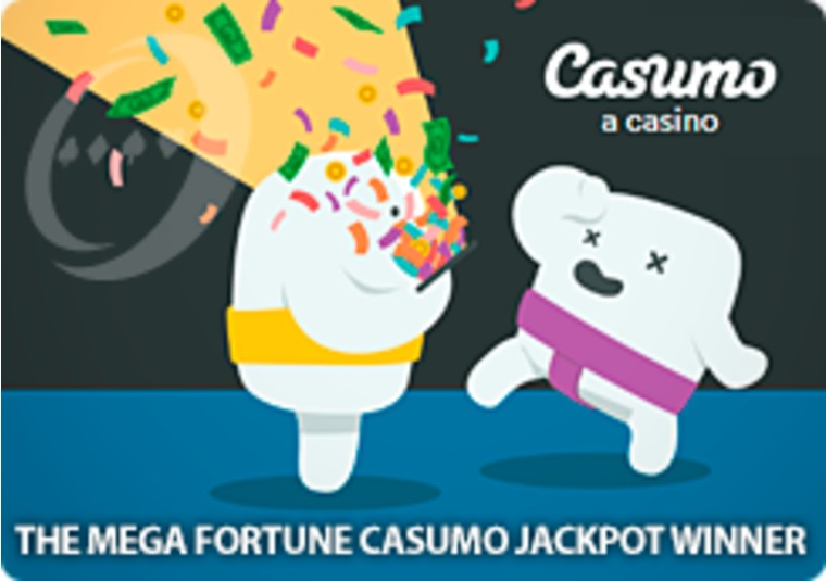 Player Becomes a Millionaire on Jackpot Slot at Casumo