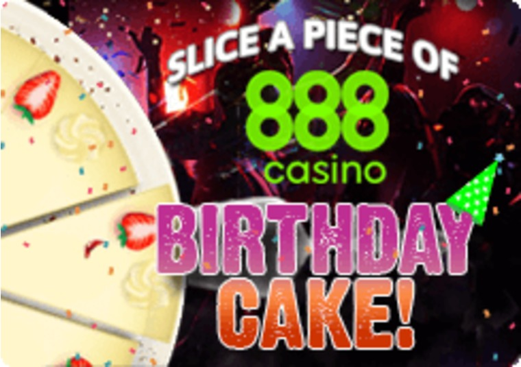 Up to £888 of free play is available every day at 888