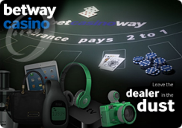 Leave the Dealer Way Behind at Betway Casino