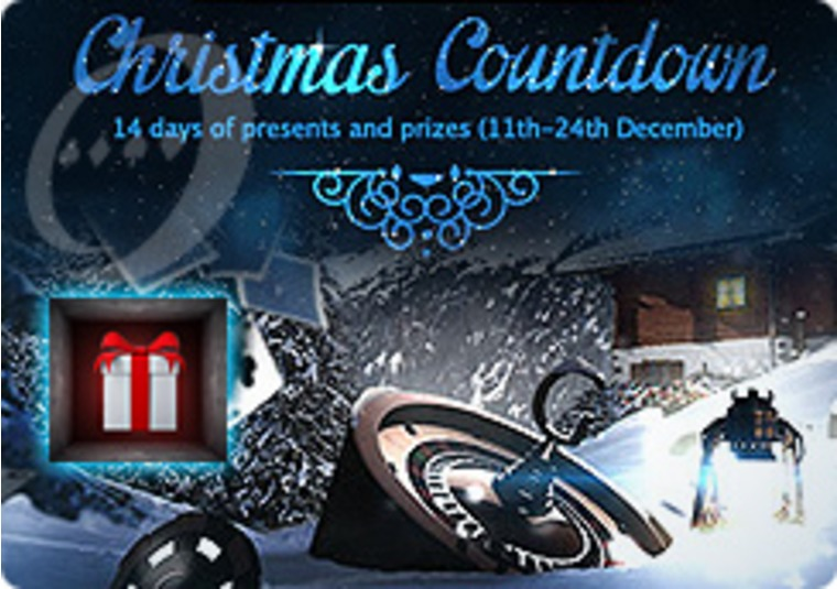 Countdown to Christmas at the Gala Casino