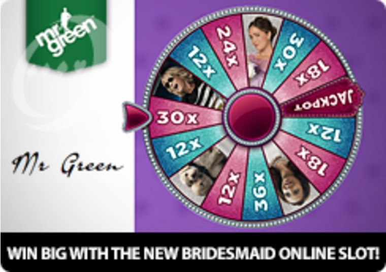 Win Big with the New Bridesmaid Online Slot
