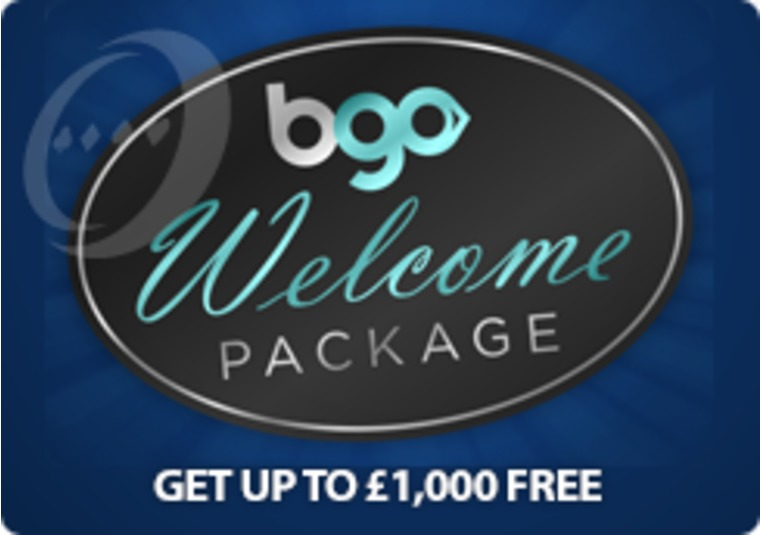 How'd you like £1,000? What about 180 free spins? Get them at bgo.