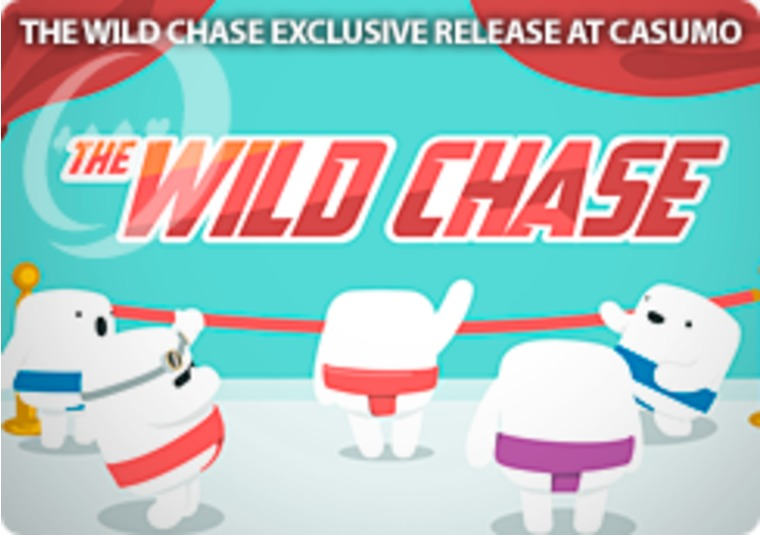 Play the all-new The Wild Chase game first at Casumo