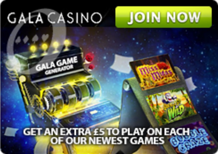 If you love trying new casino games, you'll love this bonus