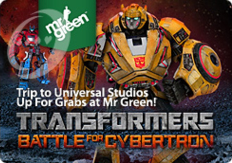 Trip to Universal Studios Up For Grabs at Mr Green