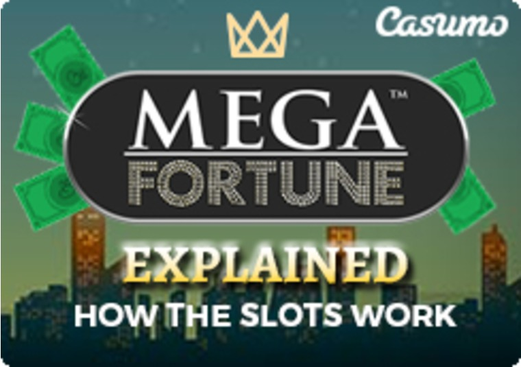 Learn how to play and win on Mega Fortune at Casumo