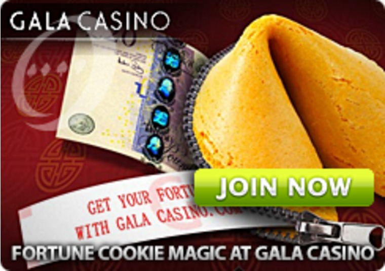 Fortune Cookie Magic at Gala Casino