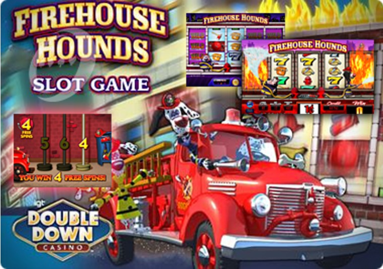 Let the Firehouse Hounds Put out the Fires and Fill up Your Balance