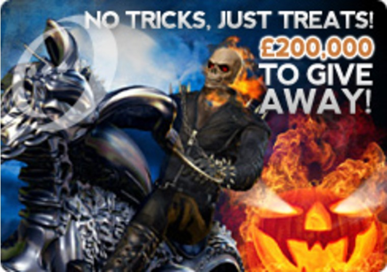 Full of Treats This Halloween at the Genting Casino