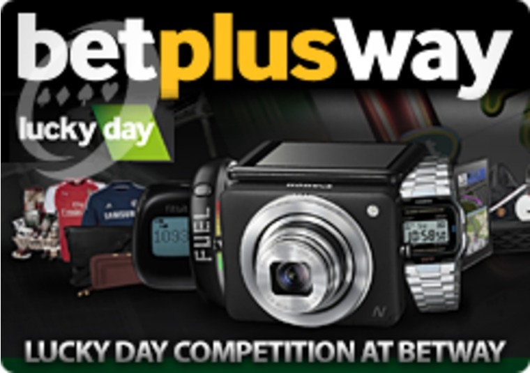 Lucky Day Competition at Betway