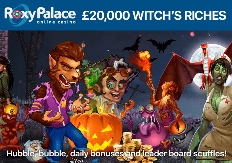 Earn loyalty points to win casino bonuses at Roxy Palace