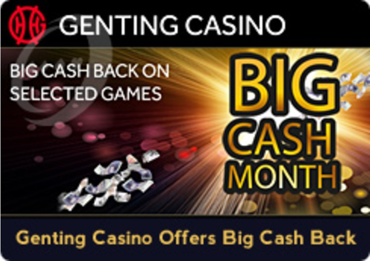 Genting Casino Offers Big Cash Back