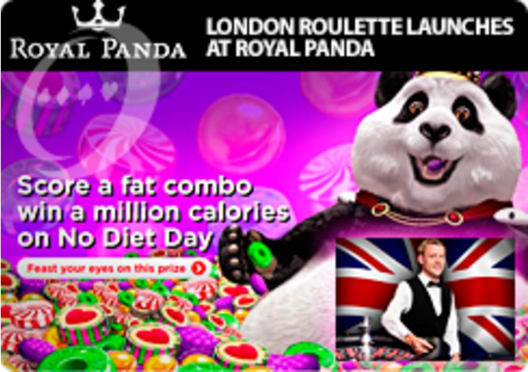 Play London Roulette now at Royal Panda