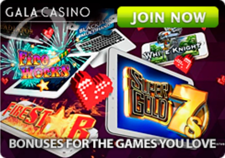 Get up to £450 a week in February to play your favourite Gala Casino games