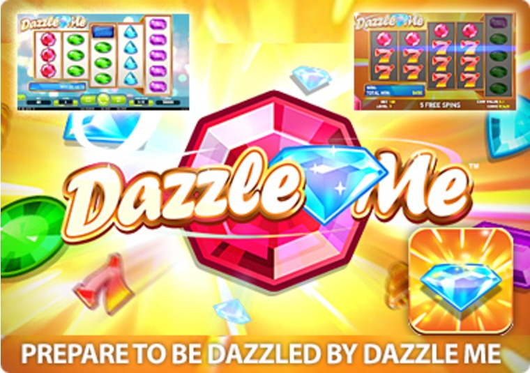 Dazzle your balance with the new slot from Mr Green - Dazzle Me