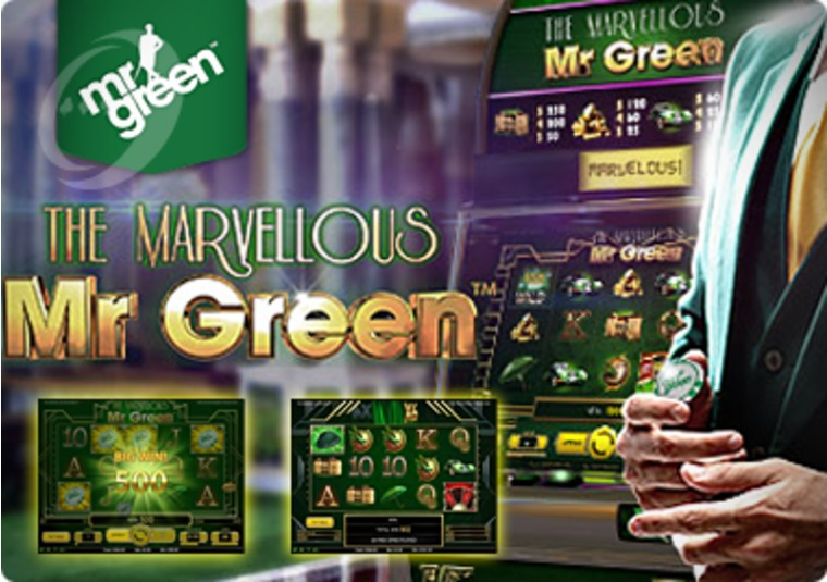Marvellous New Video Slot Rolling at Mr Green