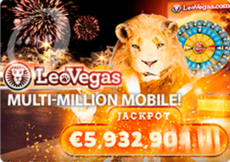 Get onto the LeoVegas leader board to win cash and iPhones