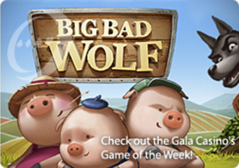 Check out the Gala Casino's Game of the Week