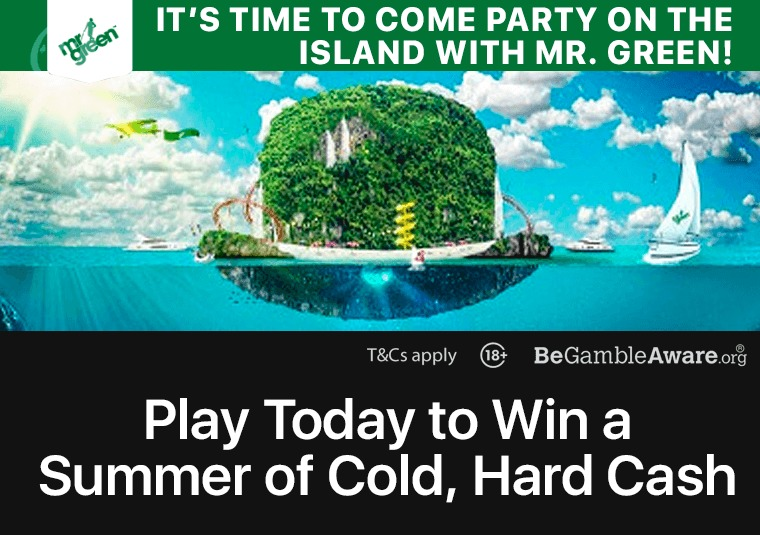 Play Today to Win a Summer of Cold, Hard Cash