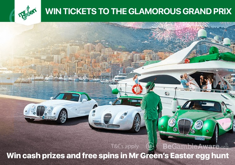Win Tickets to the Glamorous Grand Prix
