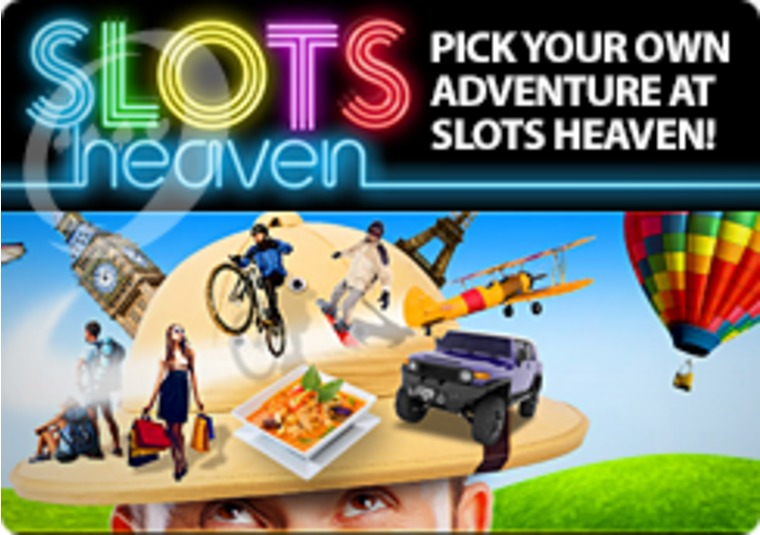 Pick Your Own Adventure at Slots Heaven